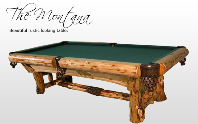 Reno Bench - Reno pool table